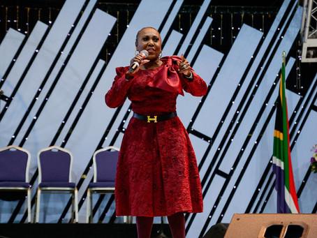 Mama Faith Ngwale - We are bouncing back