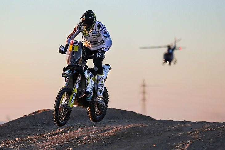 Pablo Quintanilla, Etapa 5 Dakar 2020.jp