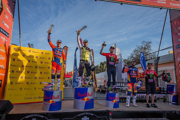 Podio final Atacama Rally 2019.JPG
