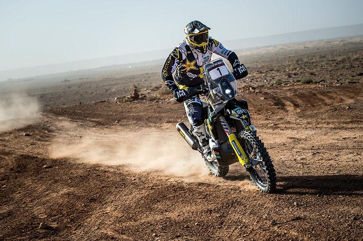 Pablo Quintanilla1, Etapa 3,  Rally Marr