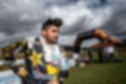 Pablo Quintanilla, final Rally Marruecos