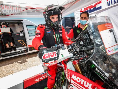 Pablo Quintanilla debuta en su nuevo equipo adjudicándose el tercer lugar del Andalucía Rally 2021