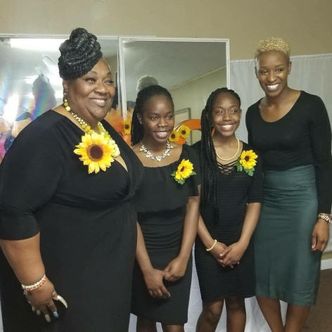 AGES Empowerment Induction Ceremony - Savannah, GA