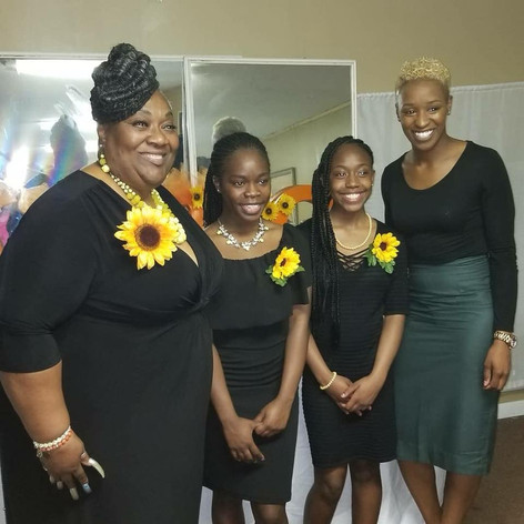AGES Empowerment Induction Ceremony - Savannah, GA