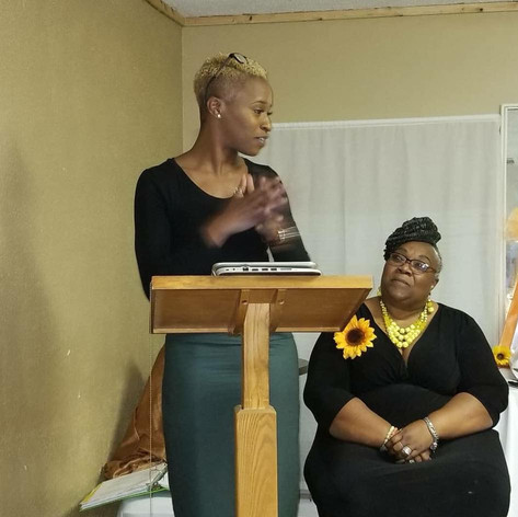 Keynote Speaker, AGES Empowerment Induction Ceremony