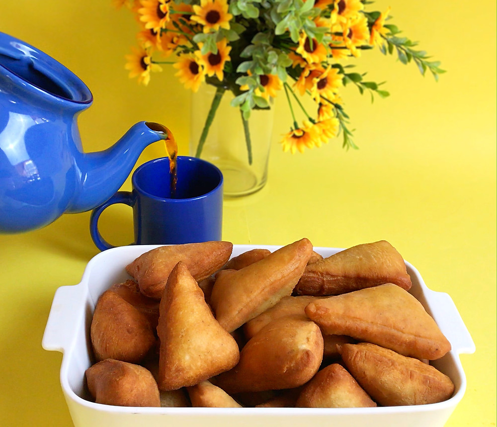 Soft Cardamom Mandazi Recipe