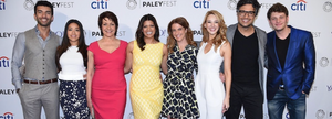 Picture of the cast of Jane the Virgin