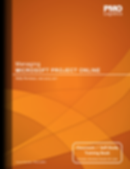 Front cover of Managing Microsoft Project Online book