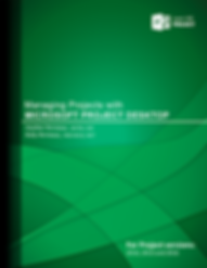 Front Cover of Managing Projects with Microsoft Project book