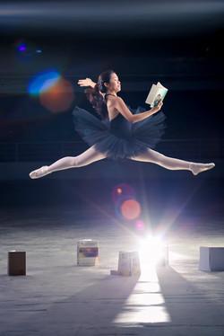 Ballet, learning theme