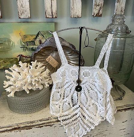 Summer crochet. Cool cotton and comforta