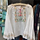 Thumbnail: Vintage Embroidered Peasant Top