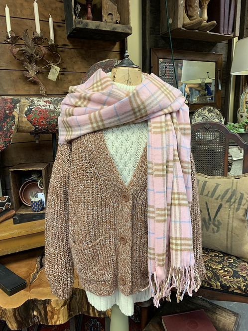 Cozy Alpaca Cardigan
