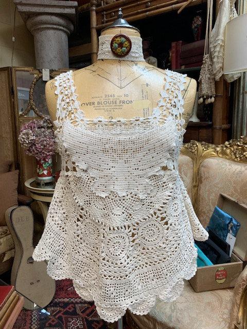 Butterfly Crochet Topper