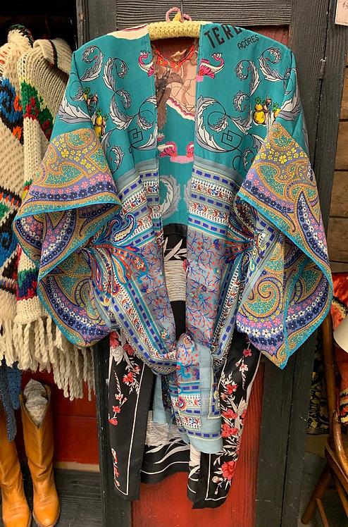 Redesigned Scarf Kimono