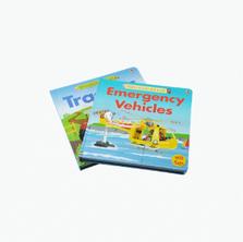 Hardcover children's book printing