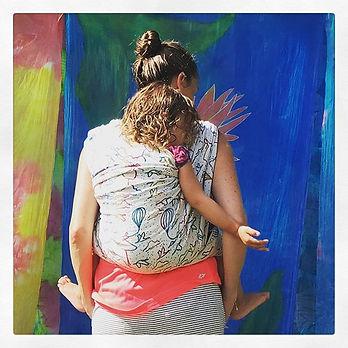 Un peu de couleur, c'est la vie!  #teamr