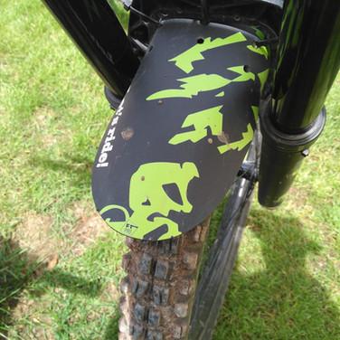 Small green MTB Fun Trails