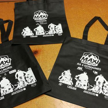 BAG FT TEXILE MAXI Sponsor FT PRO