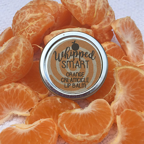 Orange Creamcicle Lip Balm