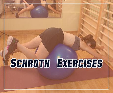 Schroth Exercises