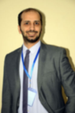 Dr. Mahmoud Ibrahim (Scoliosis Physiotherapist at ARC)