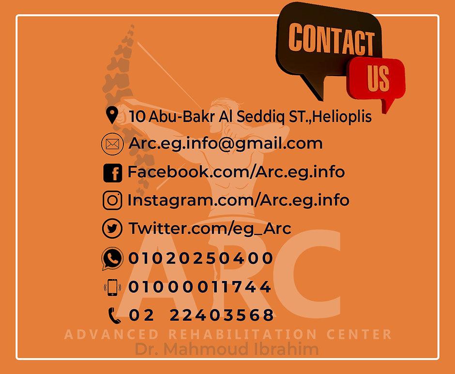 ARC Contact Details