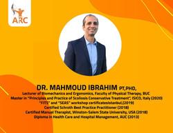 Dr. Mahmoud Ibrahim