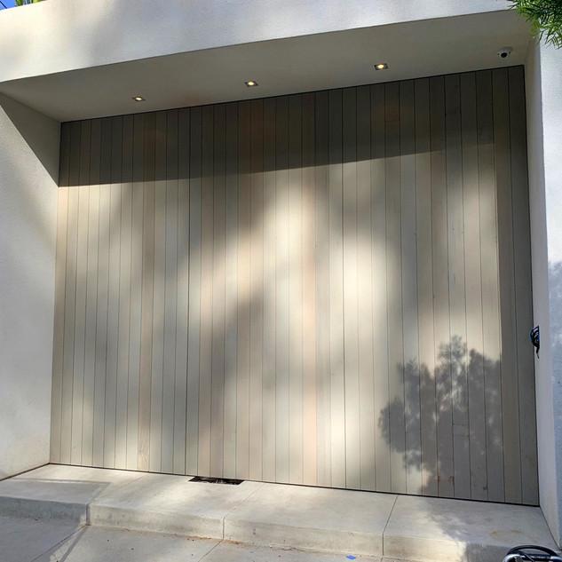 Alta Mura Entry: Gate Closed