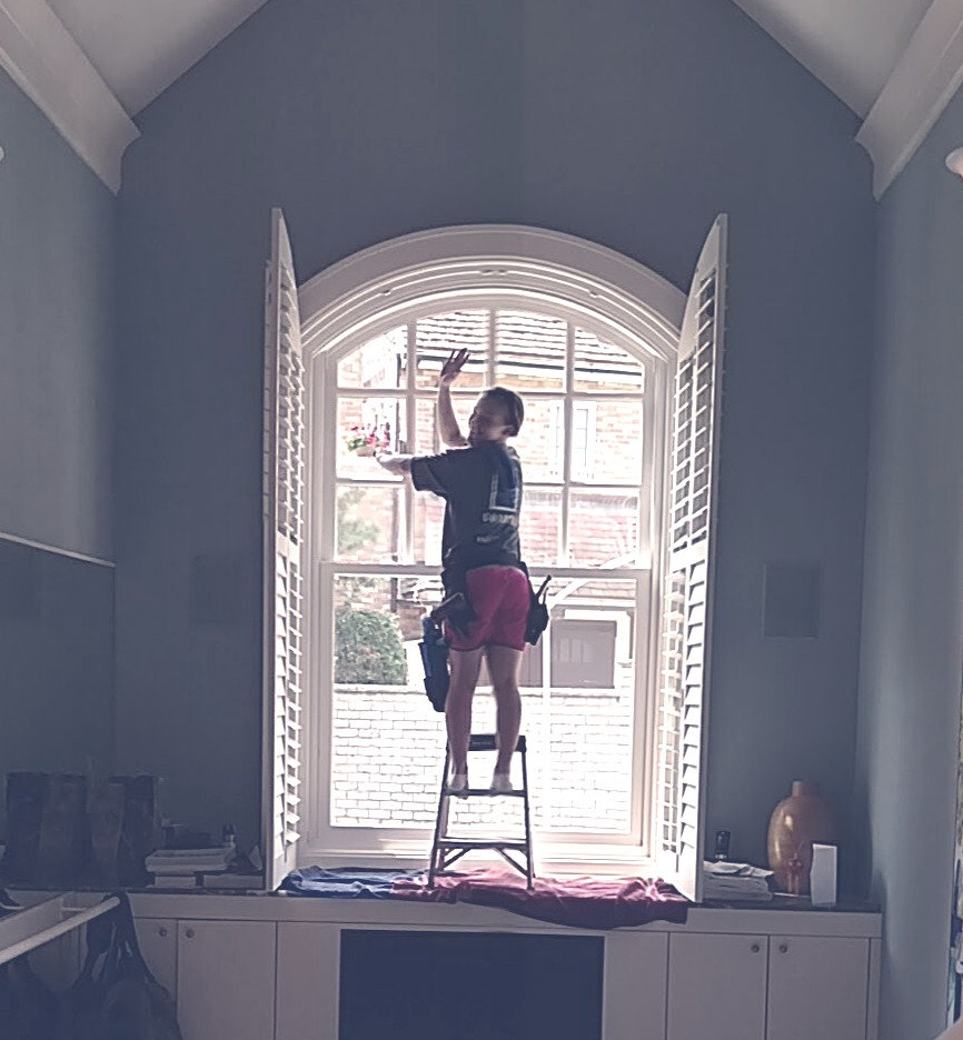 Residential Window Cleaning