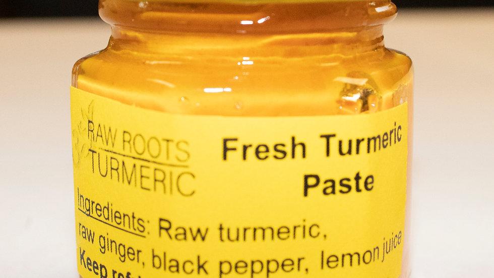 Fresh Turmeric Paste