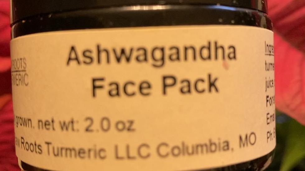 Ashwagandha Face Pack
