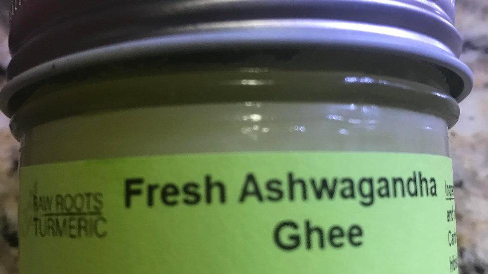 Fresh Ashwagandha Ghee