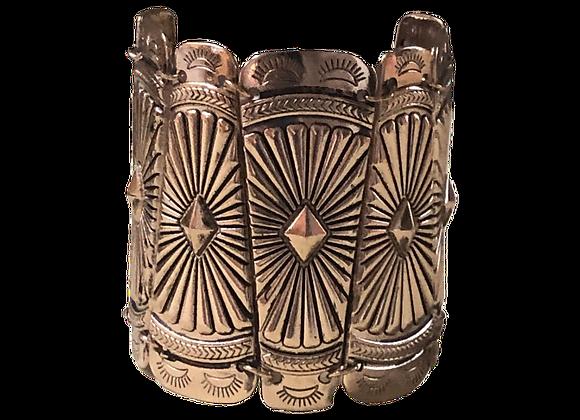 Bracelet de couleur antique