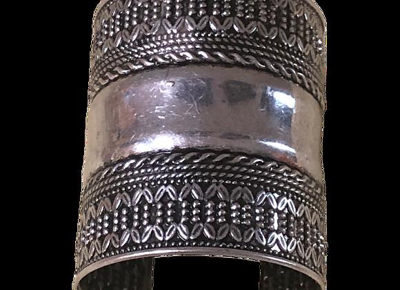 Bracelet de couleur argent