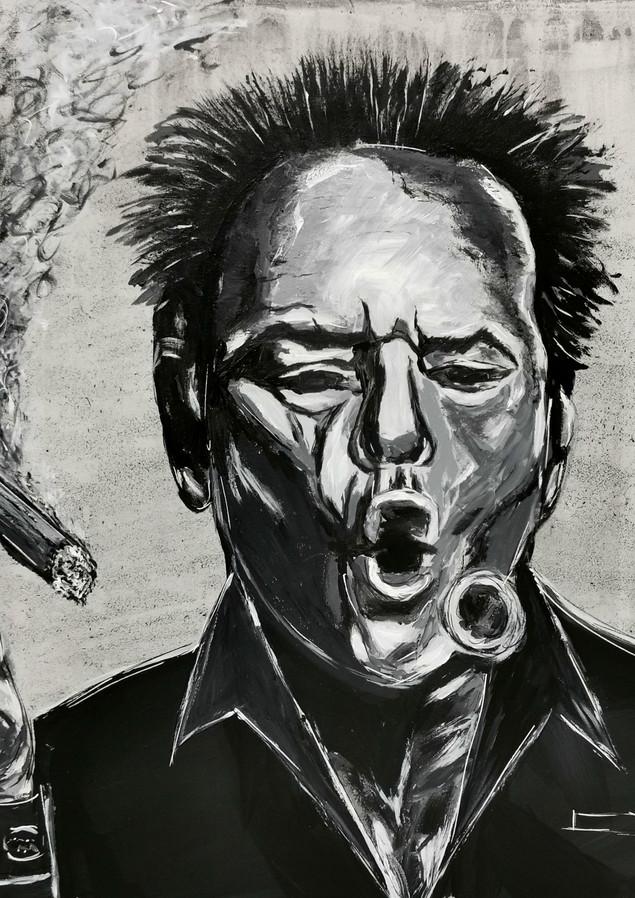 SMOKING JACK