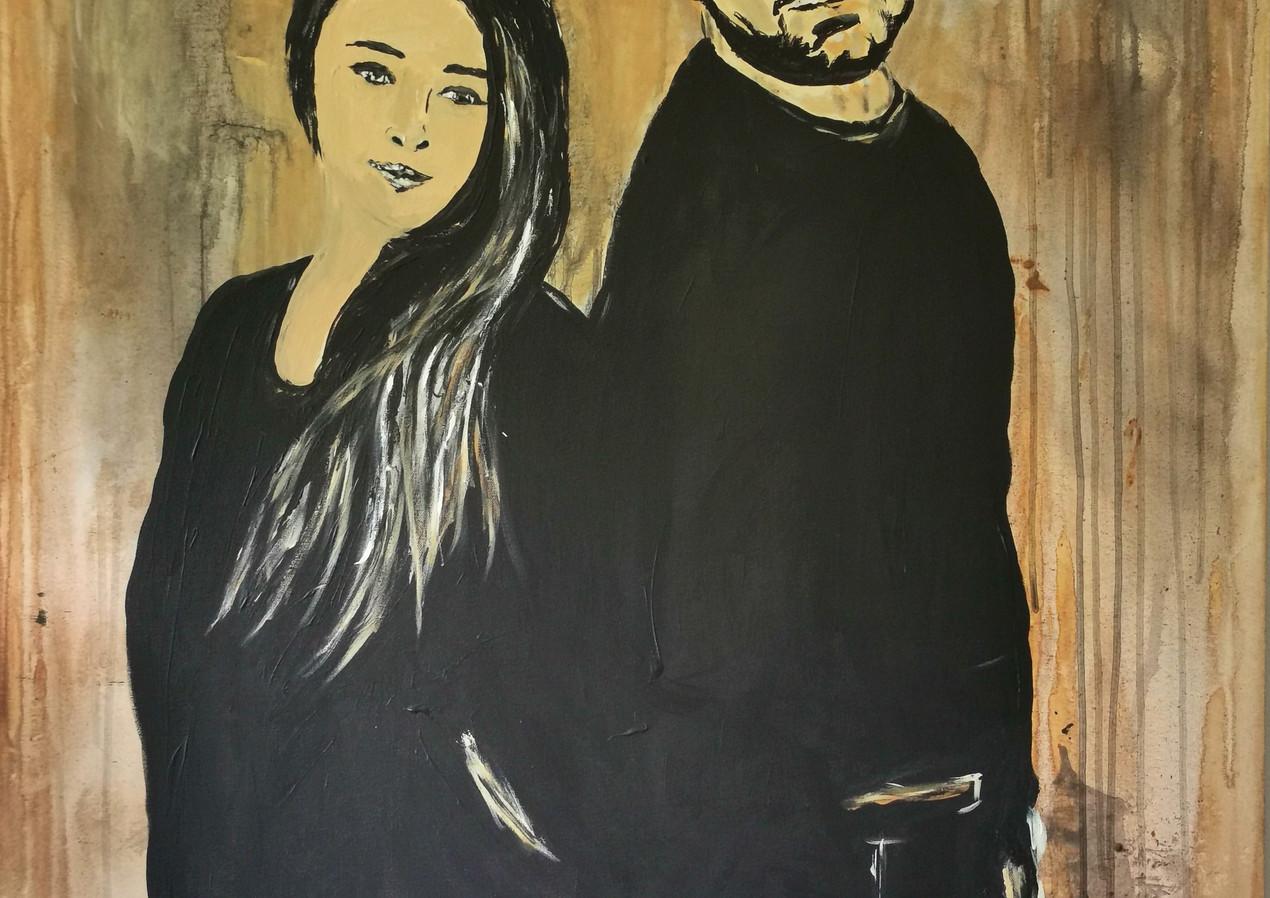 VANESSA & LARS