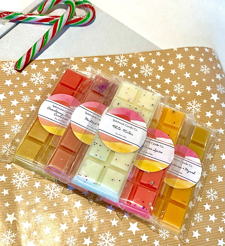 Christmas Wax Melt Box