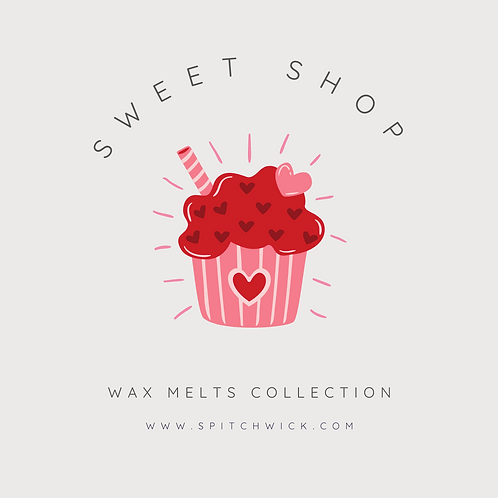 Sweet Shop Wax Melts Collection