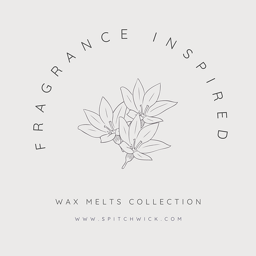 Fragrance Inspired Wax Melts Collection