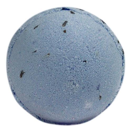 French Lavender & Seeds Bath Bomb