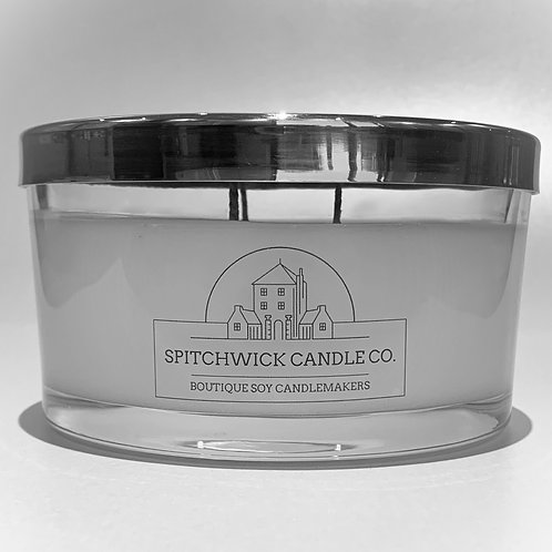Luxury Tri Wick Soy Candle