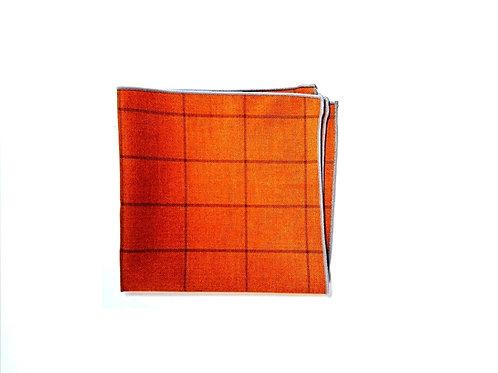 Orange Bold Check