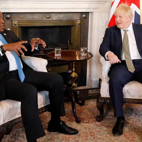 Kenya justified to pursue new trade deal with UK