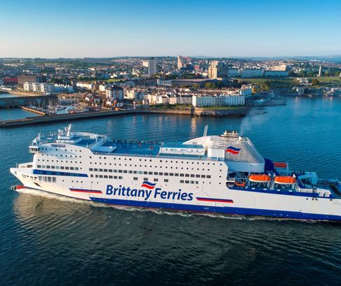 Brittany Ferries suspending Plymouth services until March 2021