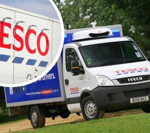Tesco has busiest ever week for online sales