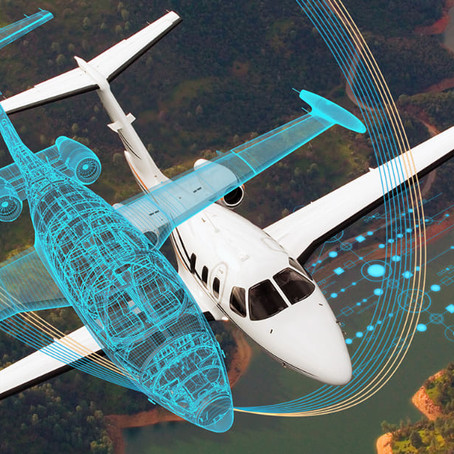 Why the Aerospace Industry is Flying High on Siemens Digital Twin Technology