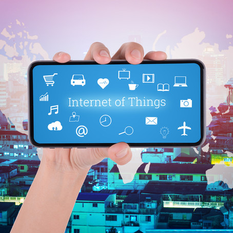Here's Why Your Small Business Should Be Using IoT