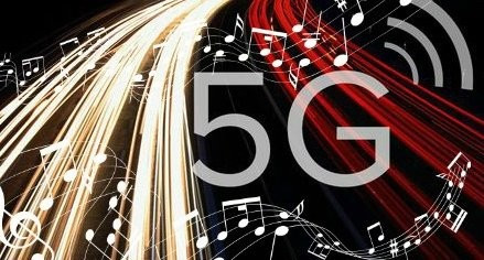 5G: A Beautiful Noise
