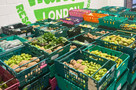Food rotting at wholesale fruit and veg market due to crippling driver shortage